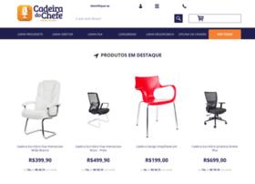 cadeiradochefe.com.br