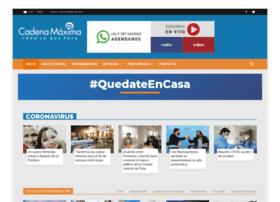 cadenamaxima.com
