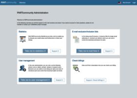 cadenas-admin.partcommunity.com