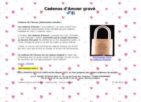 cadenas-amour-grave.fr