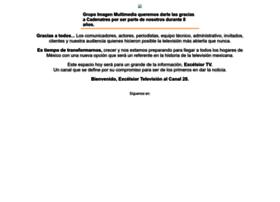 cadenatres.com.mx