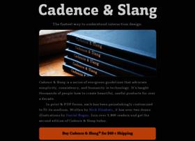 cadence.cc