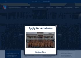 cadetcollegejhang.com