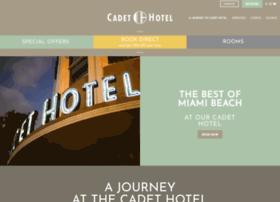 cadethotel.com