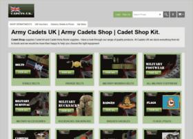 cadetsuk.com
