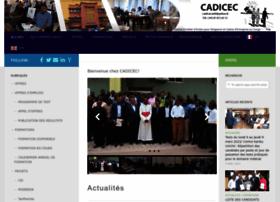 cadicec.org