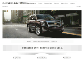 cadillacdallas.sewell.com