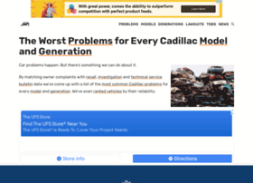 cadillacproblems.com