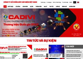cadivi-vn.com