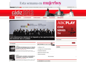 cadiz2012.lavozdigital.es