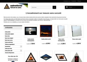 cadrenforme.com
