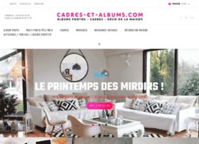 cadres-et-albums.com