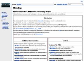 caelinux.org