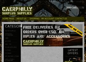 caerphillysurplus.co.uk
