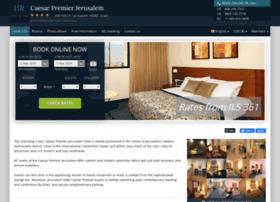 caesarpremierjerusalem.hotel-rv.com