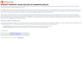 caf.sharepoint.microsoftonline.com