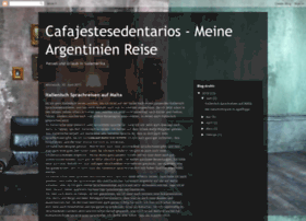 cafajestesedentarios.blogspot.com.br