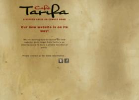 cafe-tarifa.co.uk