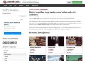 cafe.ambient-mixer.com