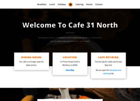 cafe31north.com
