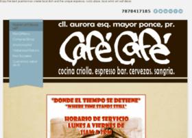 cafecafeponce.com