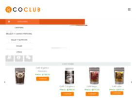 cafeclubinternacional.com