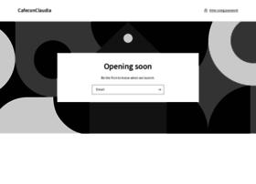 cafeconclaudia.com