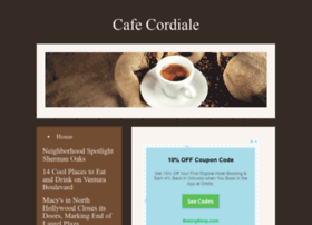 cafecordiale.com