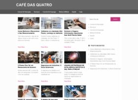 cafedasquatro.com.br