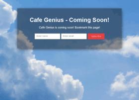 cafegenius.com