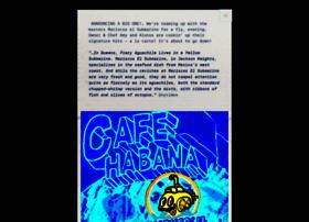 cafehabana.com
