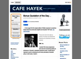 cafehayek.com