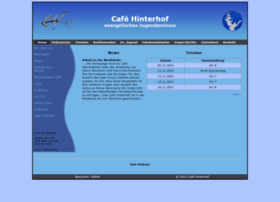 cafehinterhof.de
