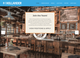 cafehollander.com