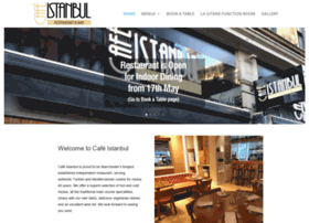 cafeistanbul.co.uk