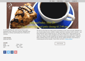 cafeontheparkwheaton.com