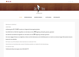 cafeparis.net