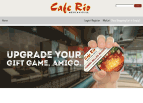 caferio.pinnaclecart.com