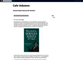 cafeunknown.com