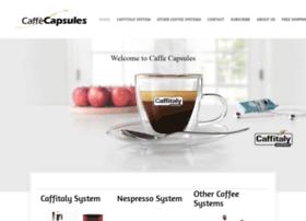 caffecapsules.co.uk
