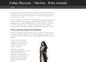 caftan-marocain.net