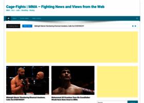 cage-fights.com