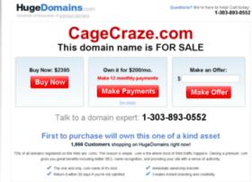 cagecraze.com