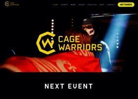cagewarriors.com