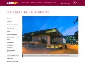 cah.csudh.edu