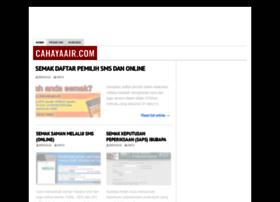 cahayaair.blogspot.com