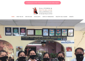 cahealthynailsalons.org