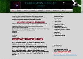caherdavinceltic.com