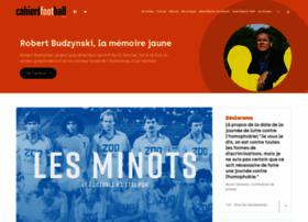 cahiersdufootball.net