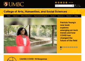 cahss.umbc.edu
